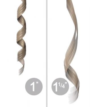hair curls type