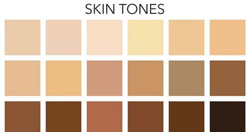 skin-tones