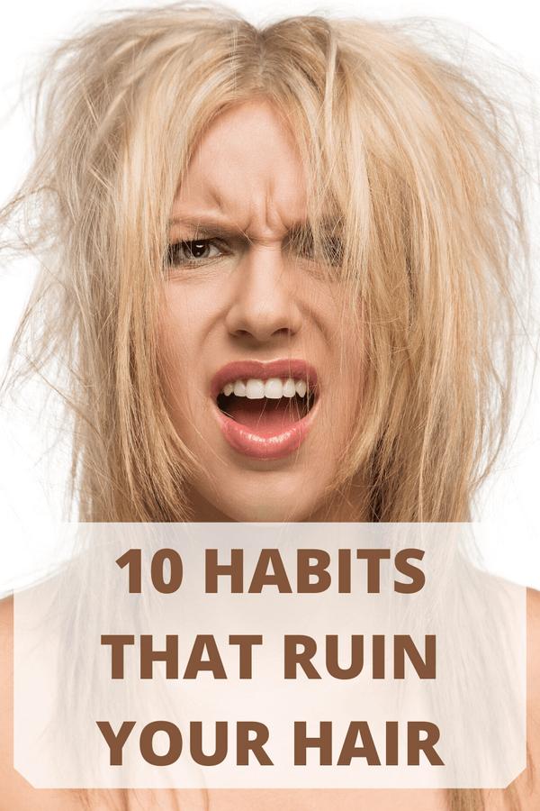 habits-that-ruin-hair