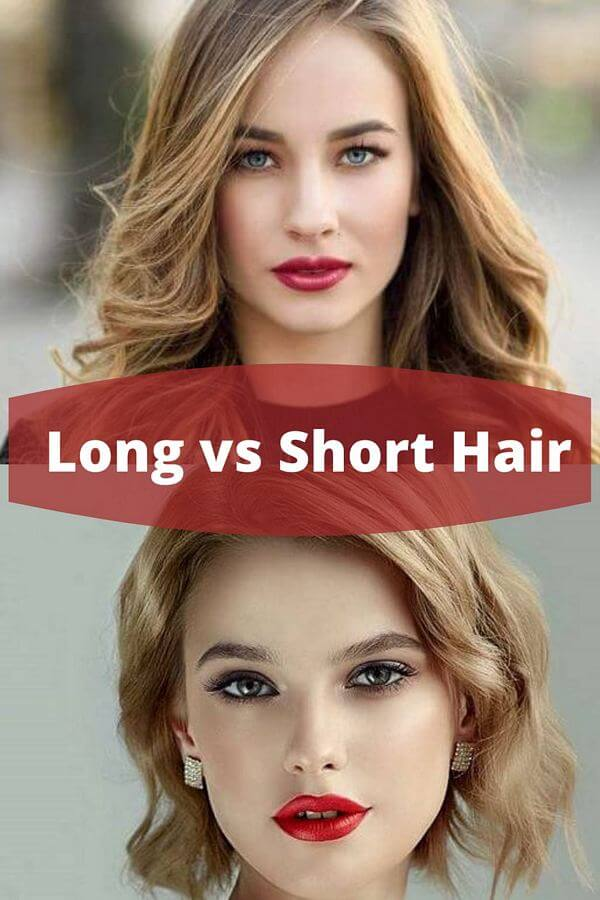 Long Hair vs Short Hair (Female)